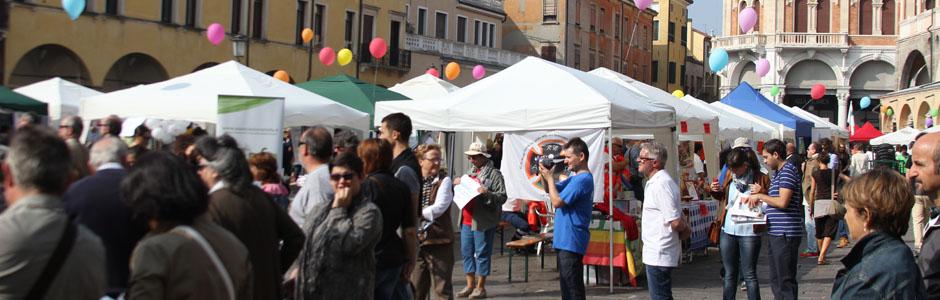 Selvazzano for Children presente alla festa del volontariato!